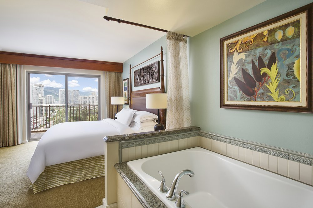 One bedroom suite king bed city view yelp - 2 bedroom suites honolulu hawaii ...