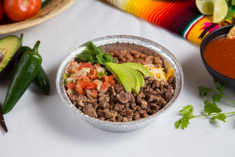 Tacos N More: 21596 N John Wayne Pkwy, Maricopa, AZ