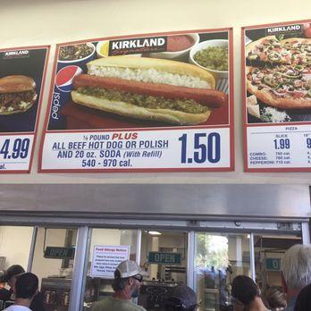 Costco Goleta Number Food Court