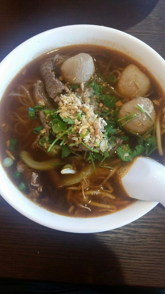 Beef Noodle Soup Delicious Yelp