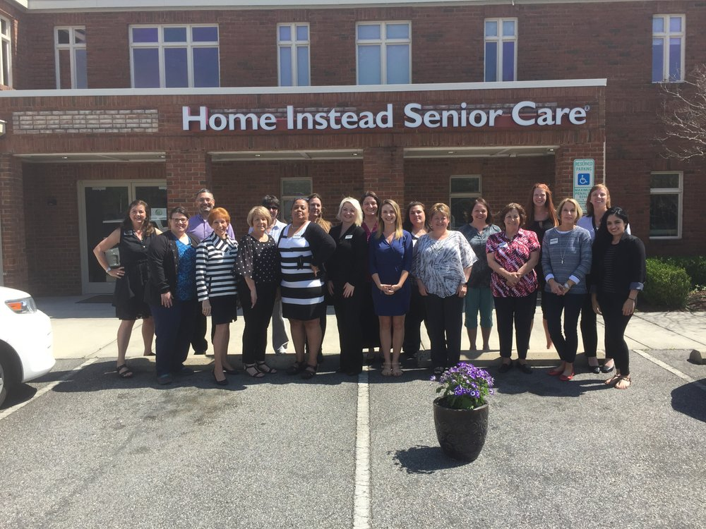 Home Instead Senior Care: 25 Union School Rd NW, Shallotte, NC