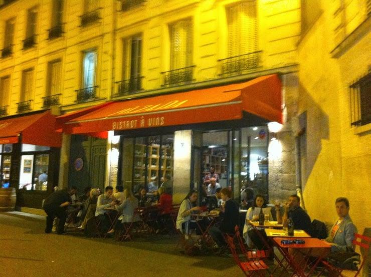 Restaurant Rue Guenot