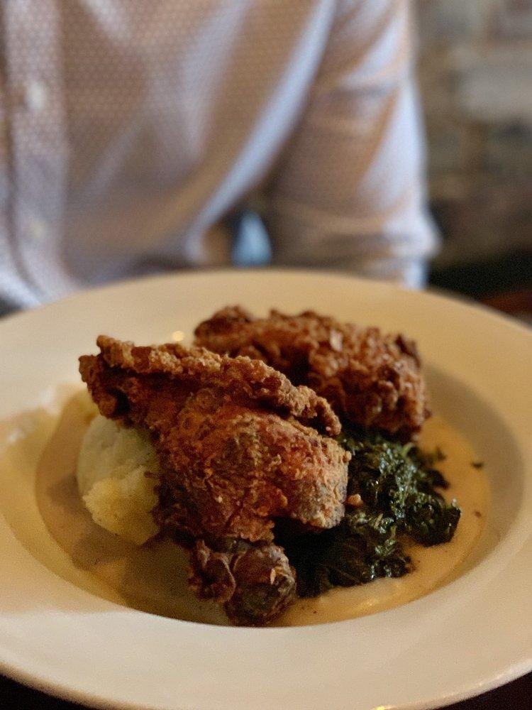 Lucky Restaurant: 18 Kirk Ave SW, Roanoke, VA