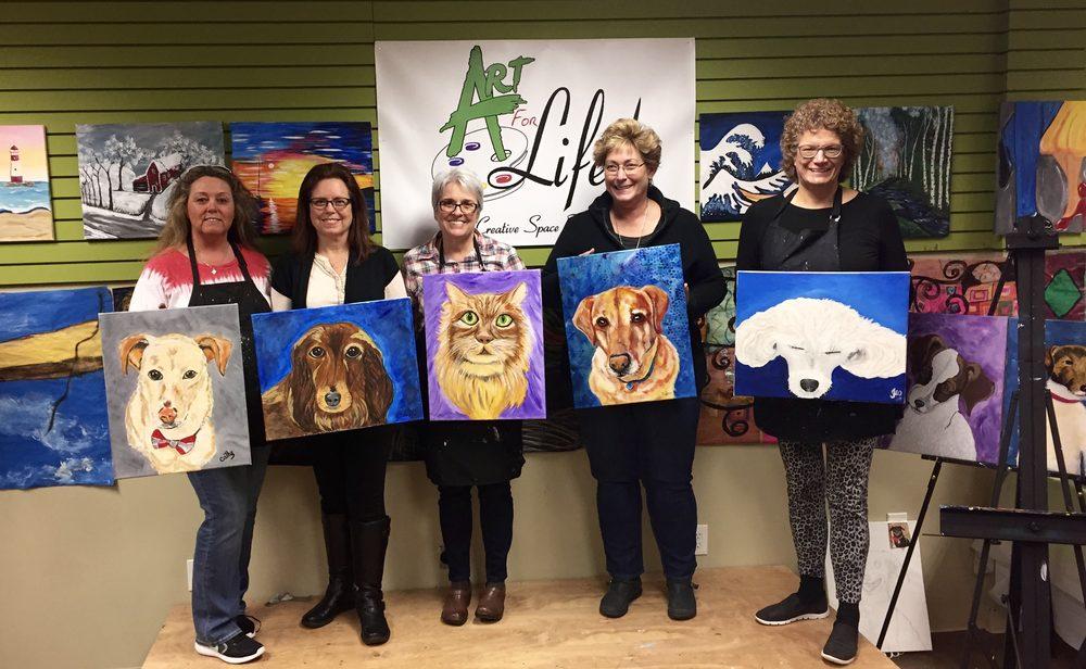 Art For Life!: 3616 S Bogan Rd, Buford, GA