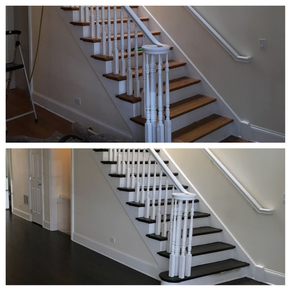 Hardwood Floors And Stairs: Chicago, IL