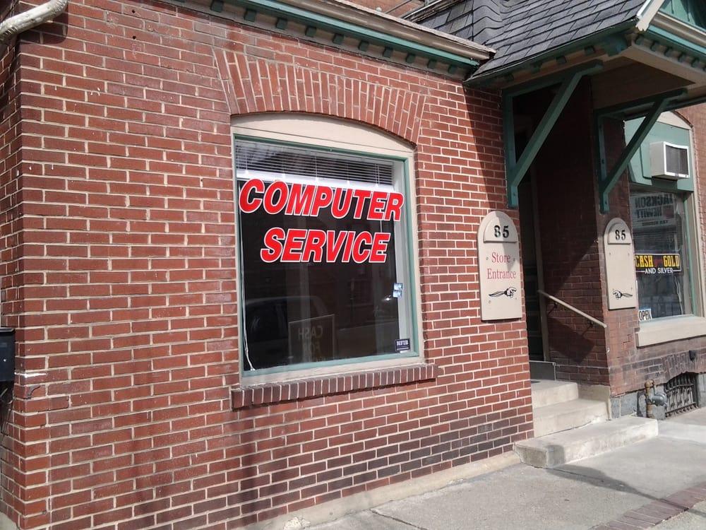 Joe Computer Doctor: 935 S 25th St, Easton, PA