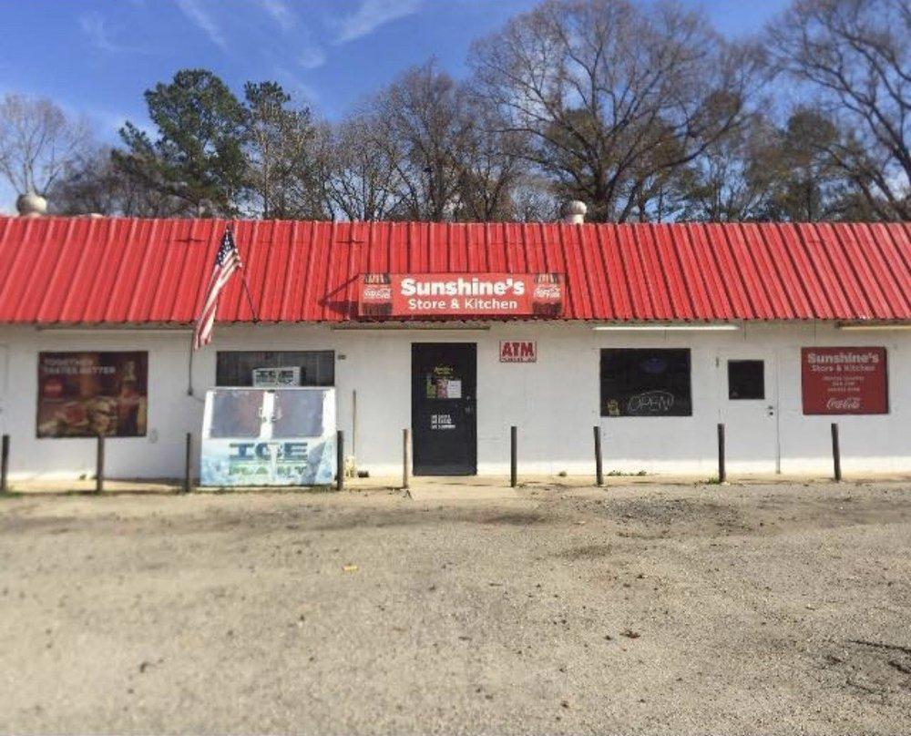 Sunshine's Store & Kitchen: 12276 Celeste Rd, Chunchula, AL