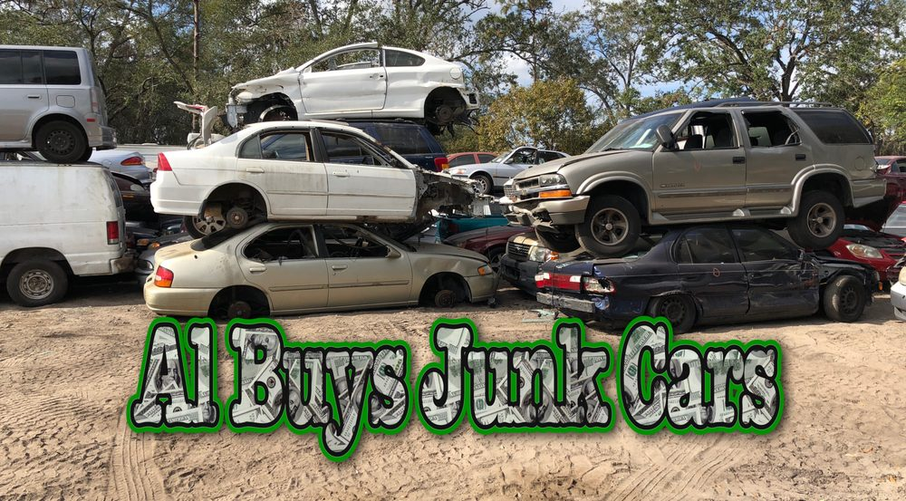 Al Buys Junk Cars: 206 6th St, Orlando, FL