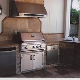 outdoor kitchensdesign - 18 photos - contractors - 688