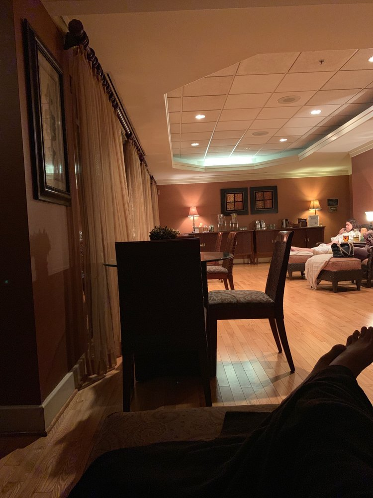 The Spa at Turf Valley: 2700 Turf Valley Rd, Ellicott City, MD