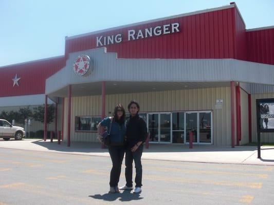 King Ranger Theater >> King Ranger Theatres - Cinema - Seguin, TX - Yelp