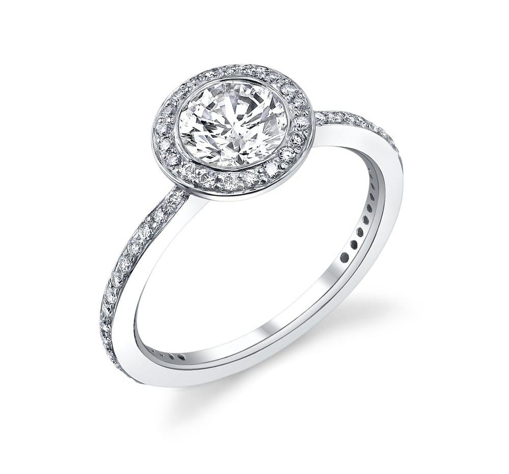 ritani halo engagement ring yelp