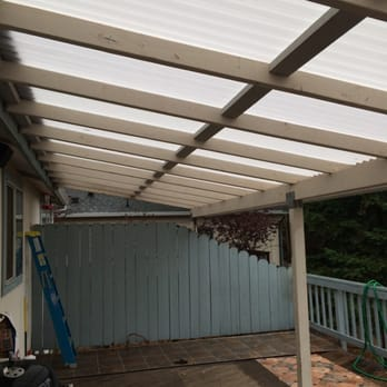 Nice Photo Of Sky High Roofing   Placerville, CA, United States. Newly Renovated  Awning