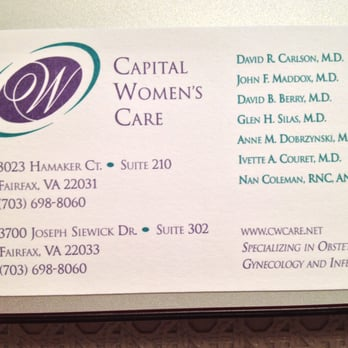 Capital Women S Care 18 Reviews Obstetricians Gynecologists