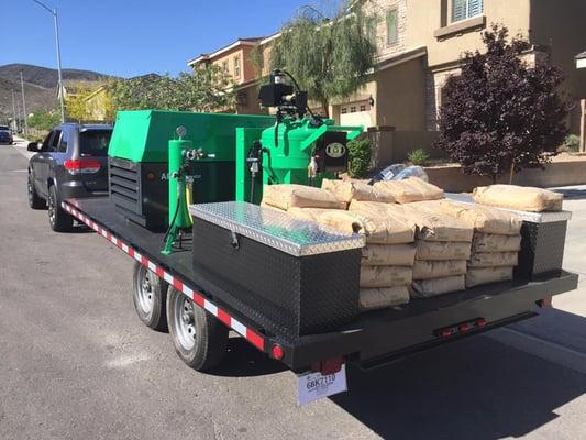 Dustless Blasting Las Vegas Closed Sandblasting 1510