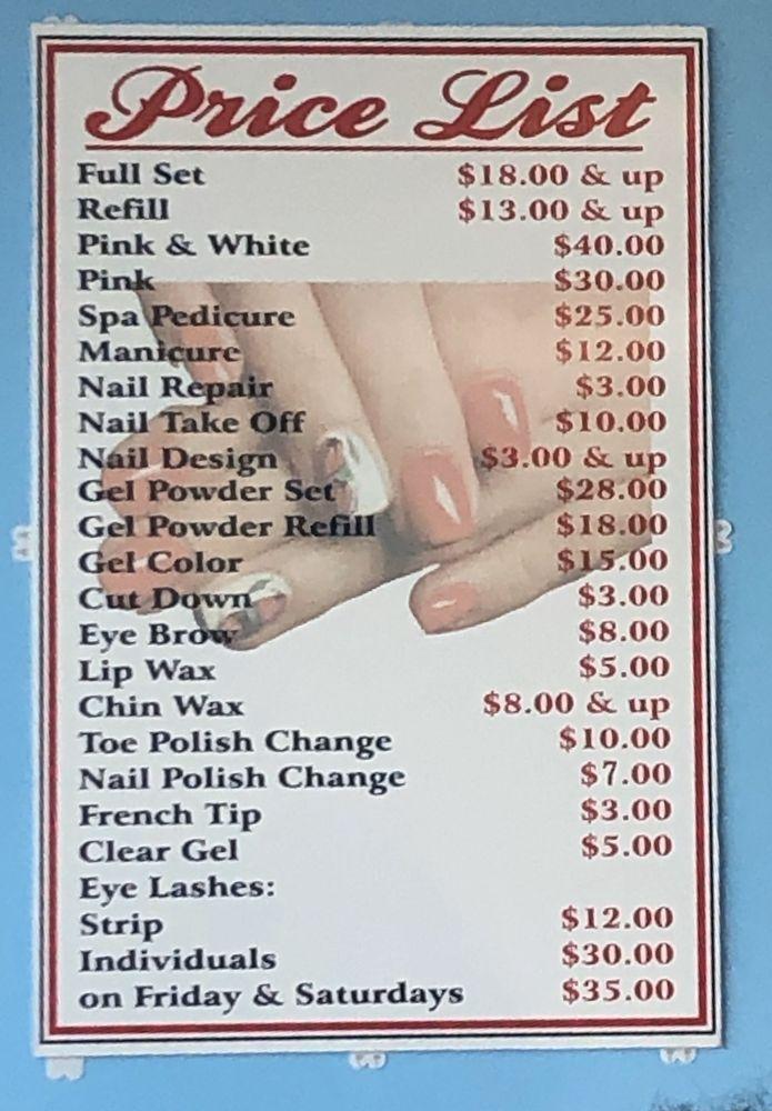 Top Nails: 3600 MacArthur Blvd, New Orleans, LA