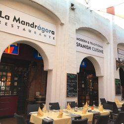 La mandr gora 14 foto 39 s mediterraans c c el zoco mijas costa m laga spanje reviews - Mandragora malaga ...
