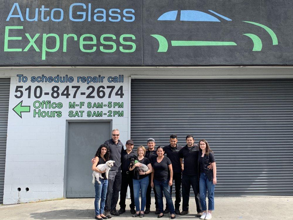Auto Glass Express: 2147 San Pablo Ave, Berkeley, CA