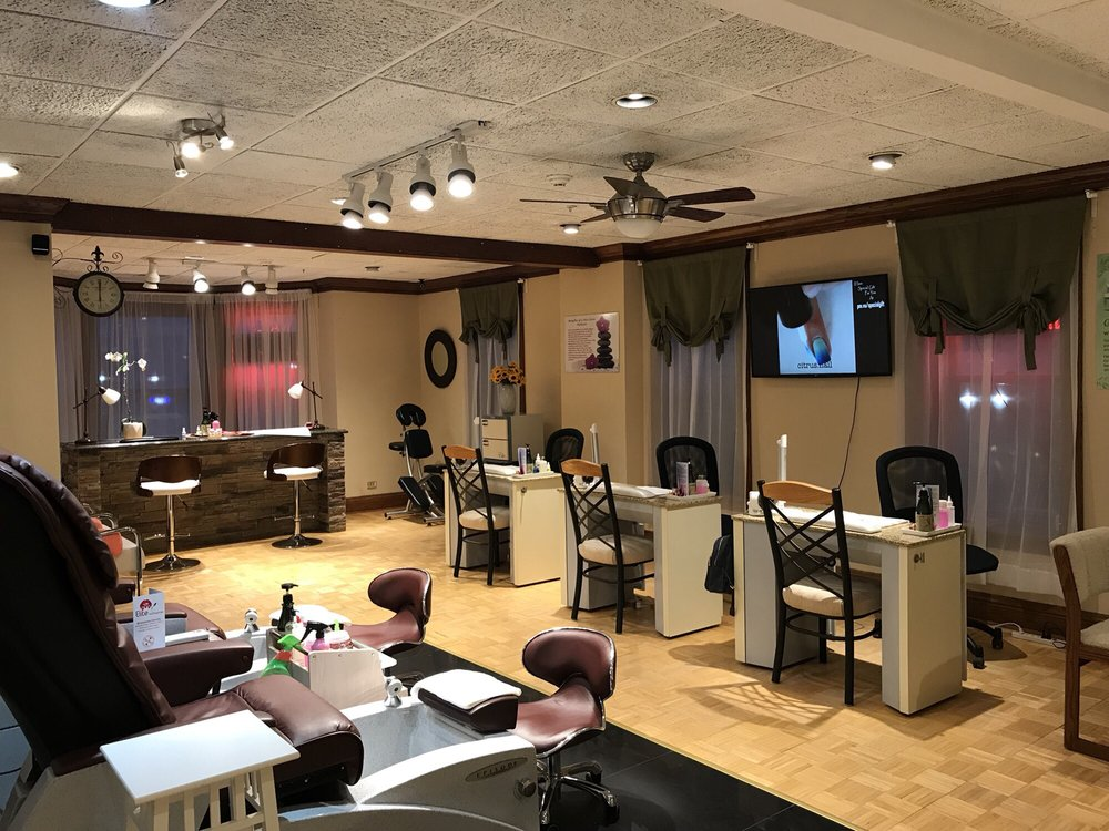 Elite Nail Shop & Spa: 122 E Main St, Barrington, IL