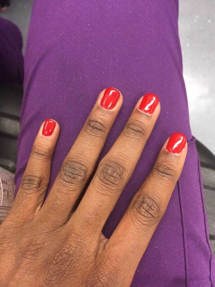 Hand Design Nails