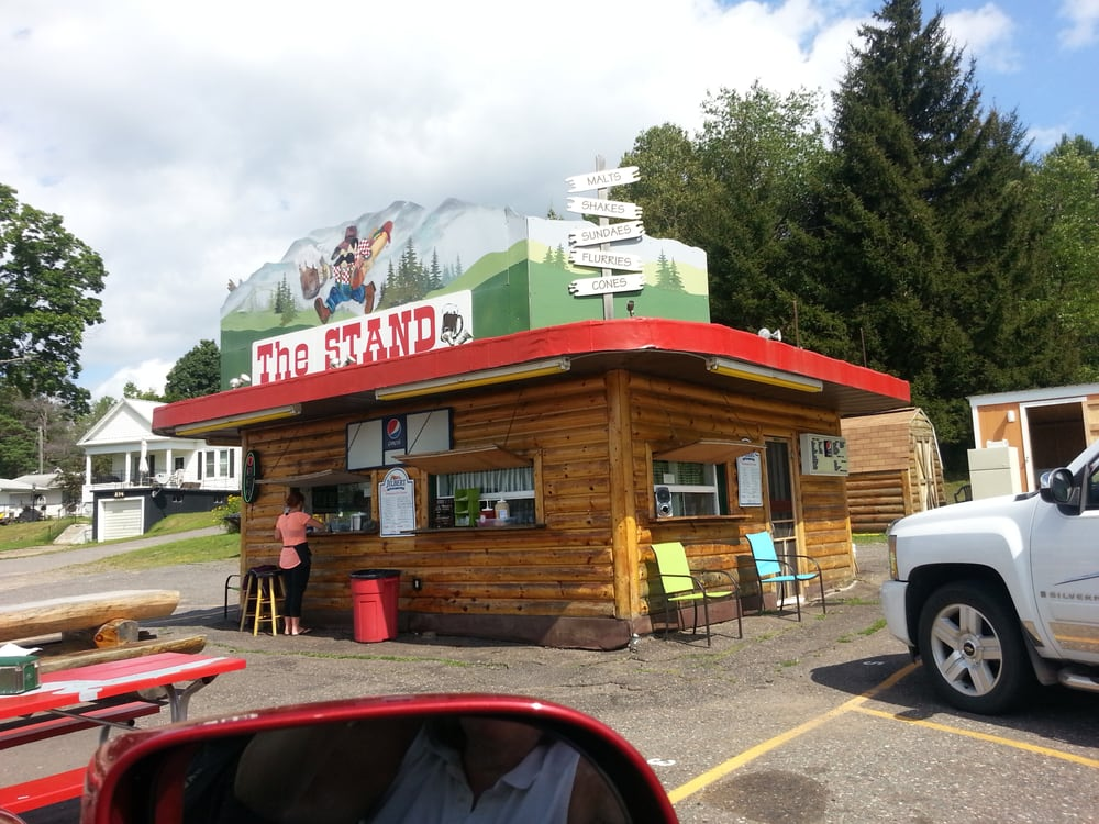 The STAND: 512 Lalley Rd, Iron River, MI