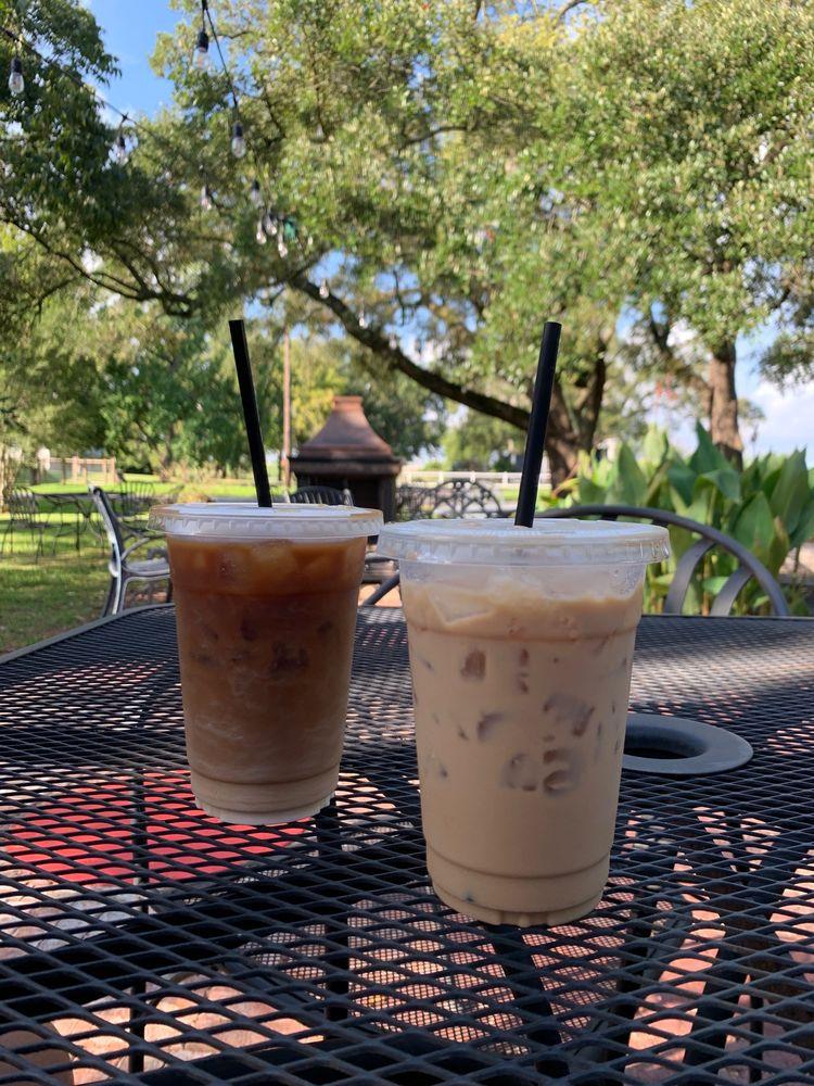Damn Fine Coffee Roasters: 910 Hall Ave, Seabrook, TX
