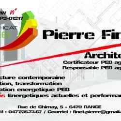Pierre Finet Architects Rue De Chimay 5 Rance Hainaut Belgium