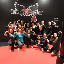 Boxing club poway
