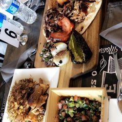 Photo Of Zad Mediterranean Cuisine Spring Valley Ca United States Quzi And