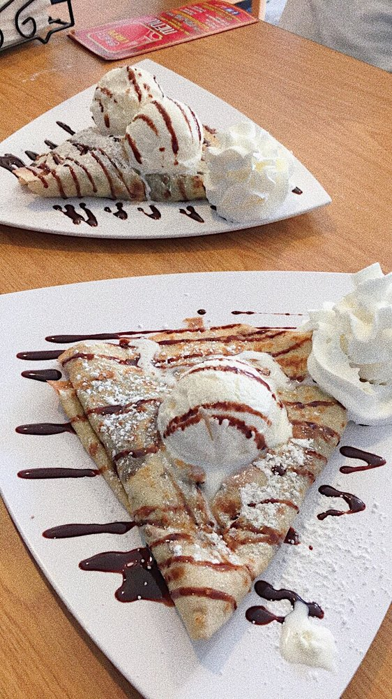 Crazy Crepe Cafe: 1070 Middle Country Rd, Selden, NY
