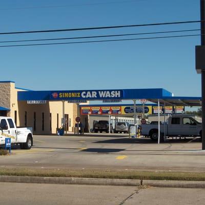 Simoniz Car Wash 4017 Center St Deer Park Tx Car Washes Mapquest