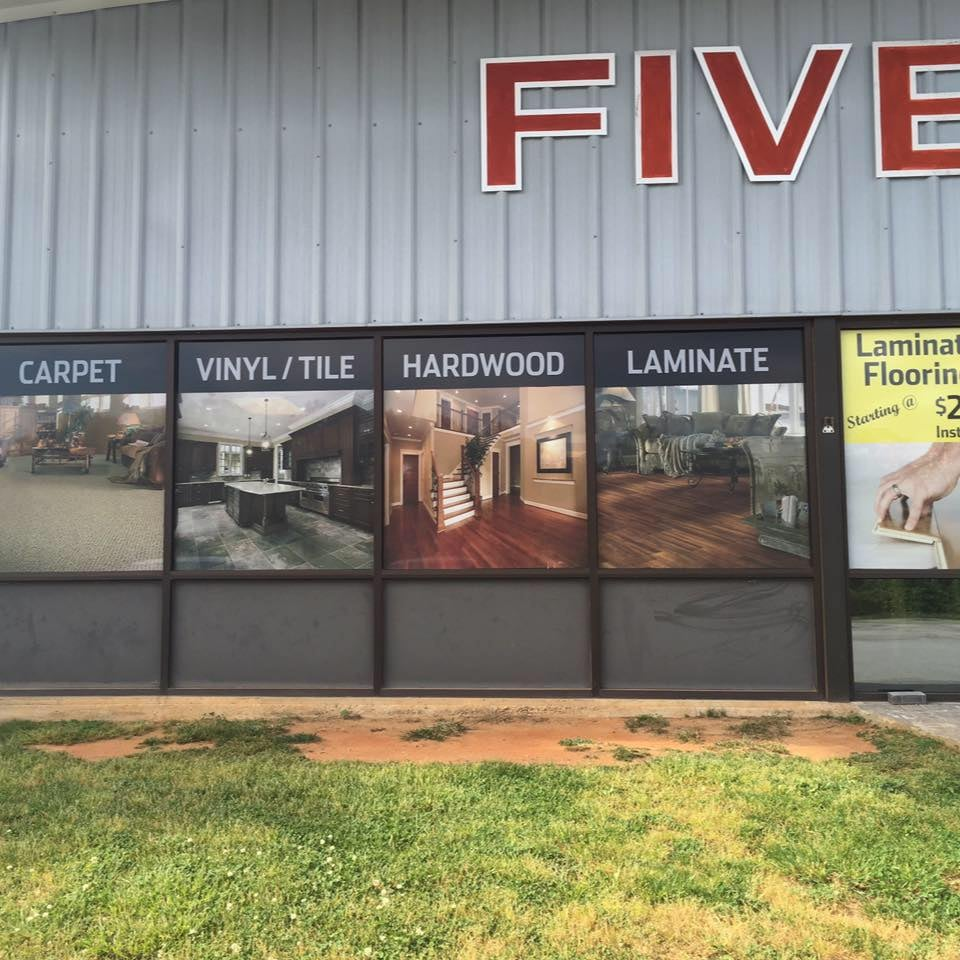 Five Star Floor Covering: 2566 E Highway 166, Carrollton, GA