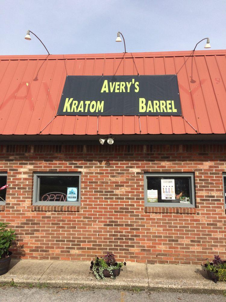 Avery's Kratom Barrel: 6430 Nashville Rd, Franklin, KY