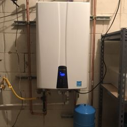 Photo Of Efficient Water Heaters San Jose Ca United States Navien Tankless