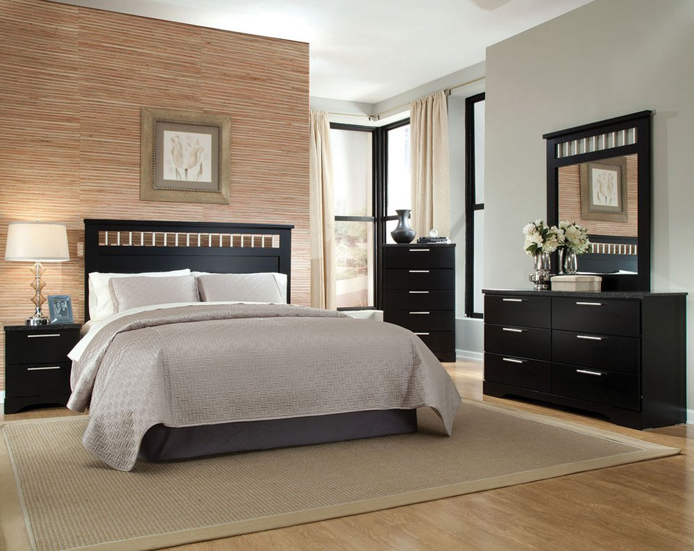 Queen Bedroom Set Near Stone Mountain Ga American