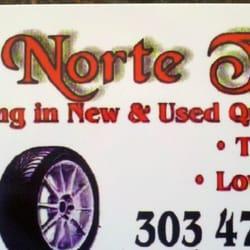 Del Norte Tires Tires 4904 Federal Blvd Northwest Denver Co