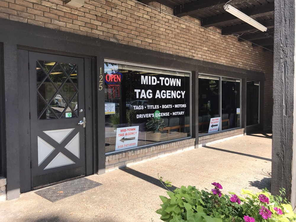 Mid Town Tag Agency