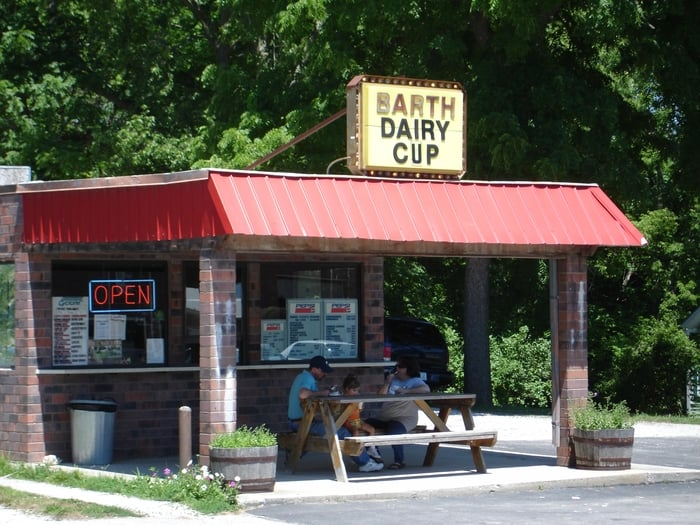 Pierce's Dairy Cup