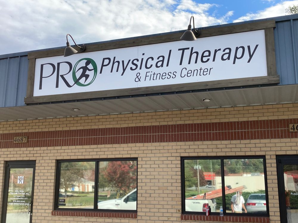 Pro Physical Therapy: 4687 Boylston Hwy, Mills River, NC