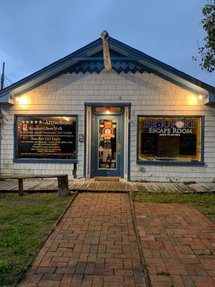 Port City Tour Company: 108 Middle Ln, Beaufort, NC