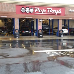 Pep Boys Store Hours >> Pep Boys Auto Service & Tire - 21 Reviews - Auto Repair ...