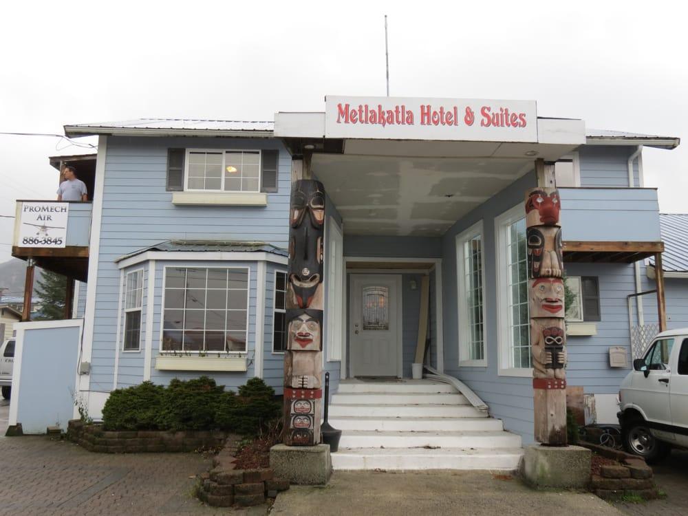 Metlakatla Inn & Suites: Metlakatla, AK