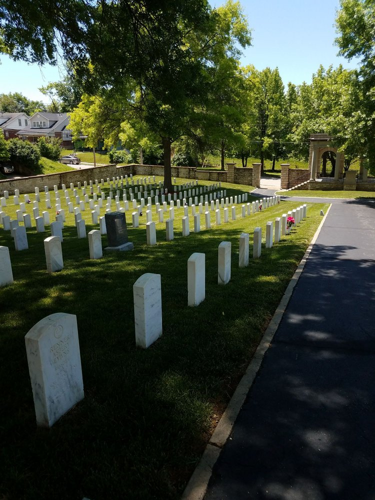 Jefferson City National Cemetery: 1024 E McCarty St, Jefferson City, MO