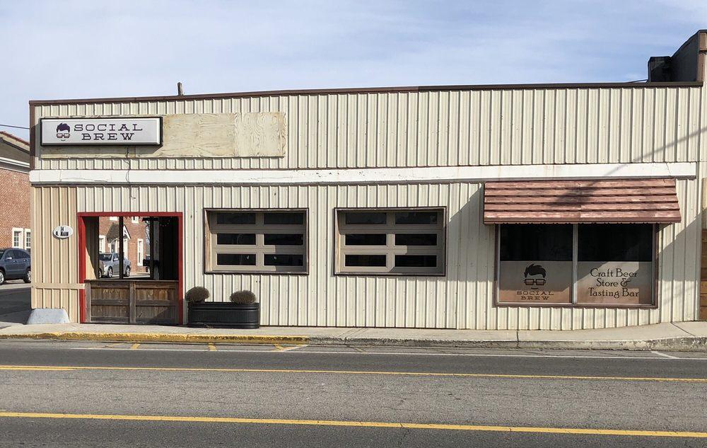 Social Brew: 140 N Main St, Crossville, TN