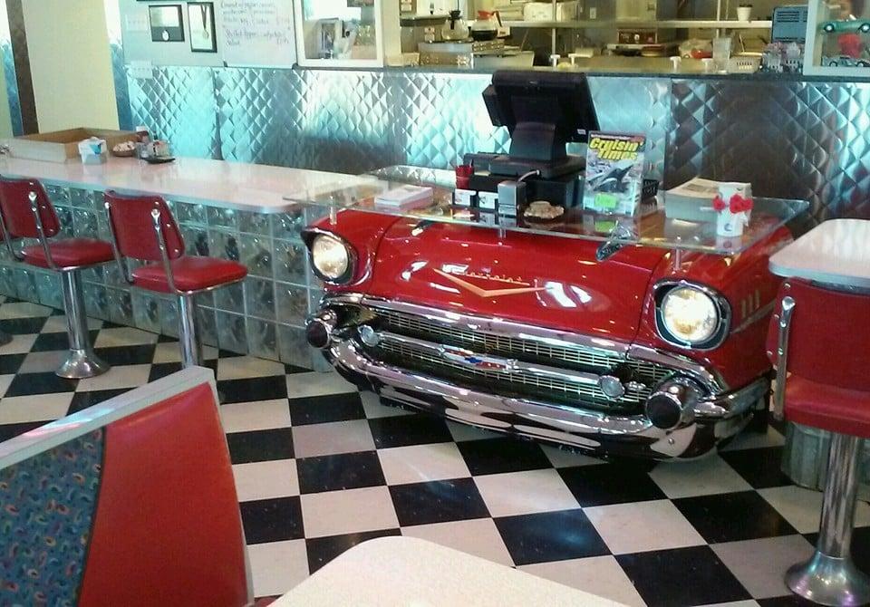 Mary's Diner: 666 E Main St, Geneva, OH
