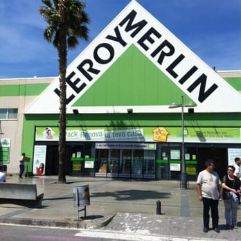 Leroy merlin tienda departamental avenida marina 17 - Leroy merlin barcelona ...