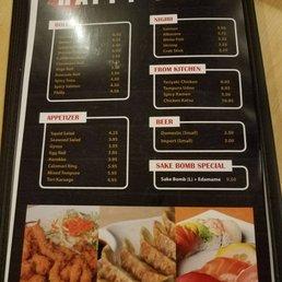 Sekai sushi mesa az