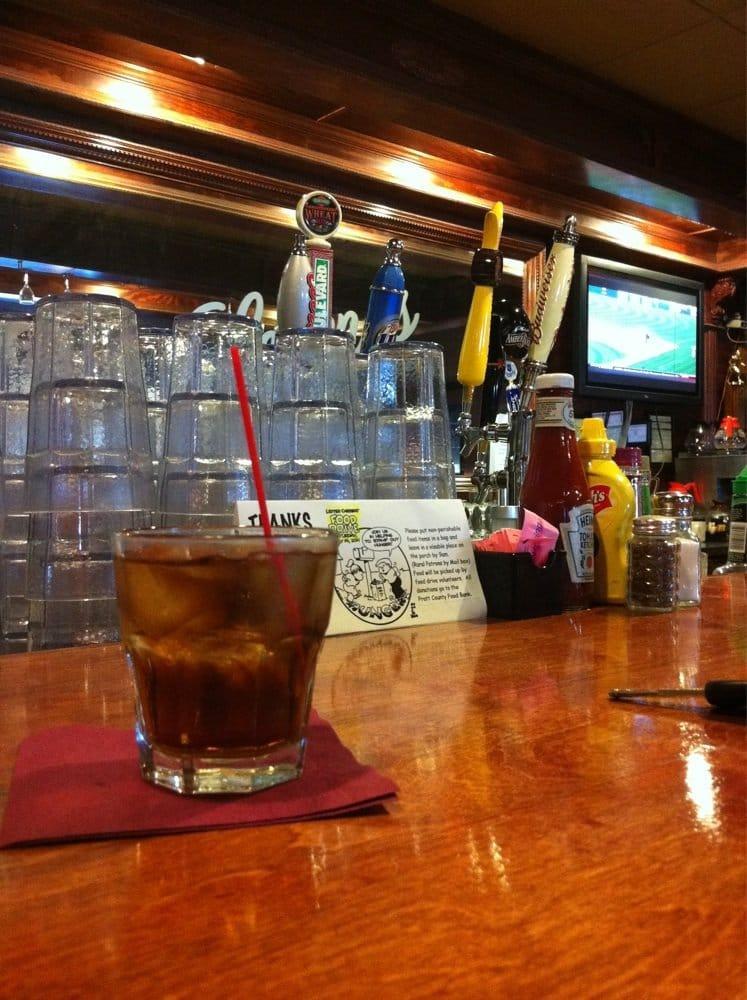 Legends Pub & Grille: 109 S Parke St, Pratt, KS