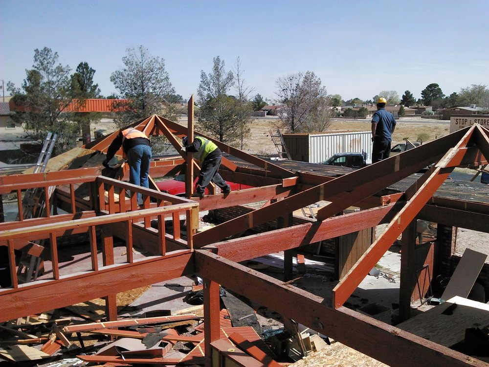 A 1 roofing construction 11 photos builders 7123 for Builders in el paso tx