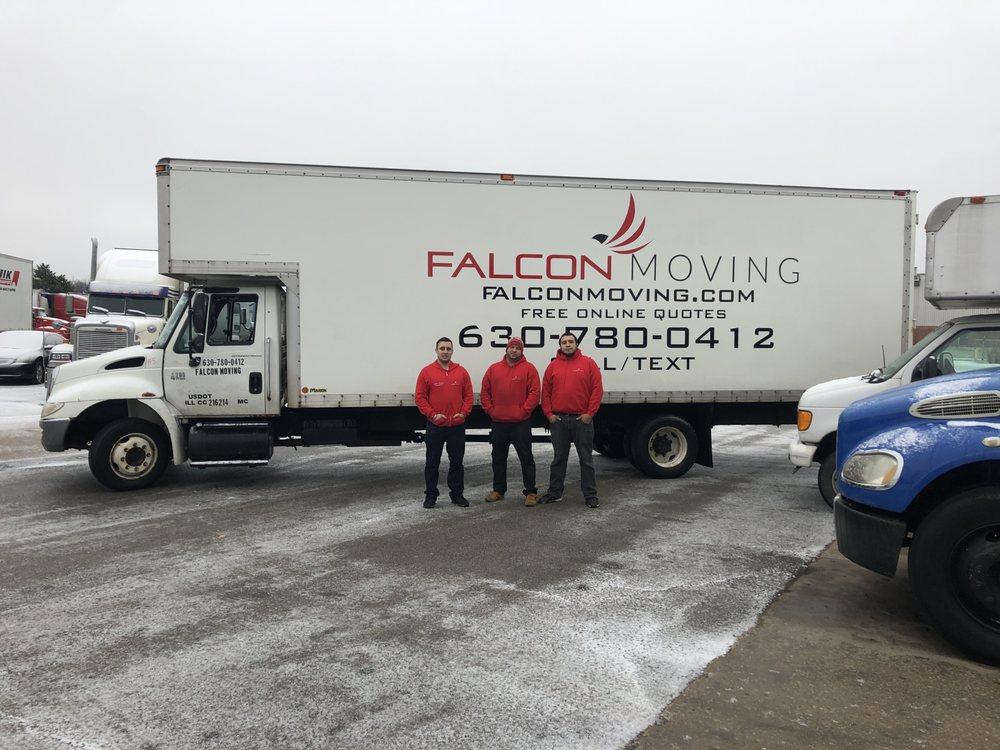 Falcon Moving: Bartlett, IL